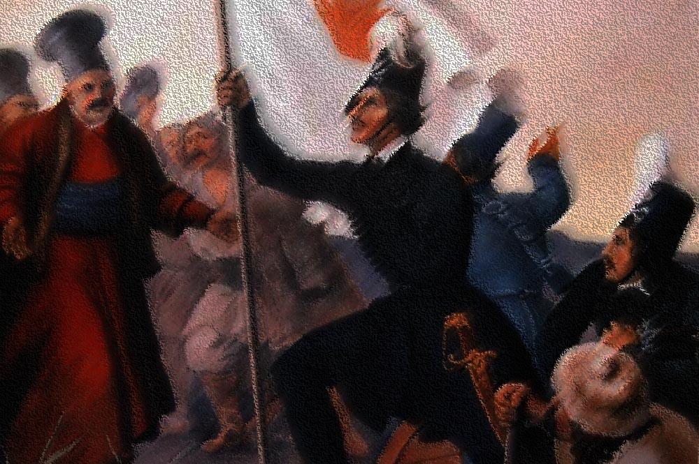 Ενα επαναστατικό θεατρικό έργο του Γεωργίου Λασσάνη-ΕΛΛΑΣ