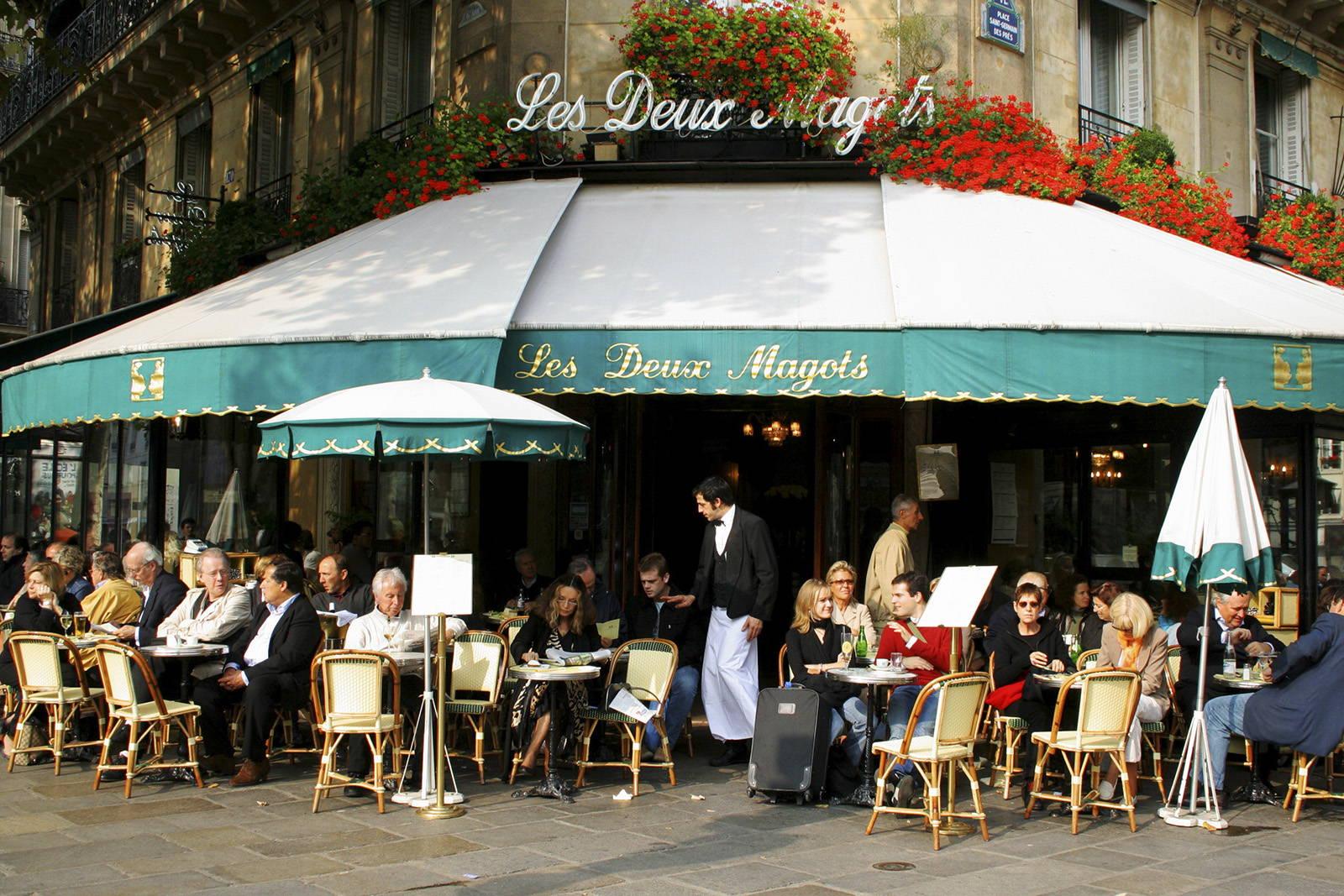 Παρίσι-Les Deux Magots, Café de la Paix και τόσα άλλα
