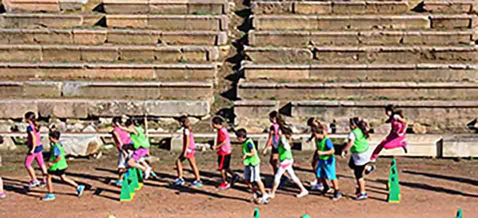 From childhood to Epidaurus