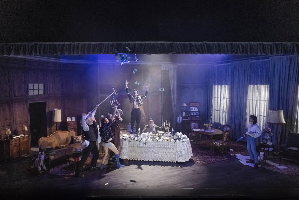 Héritiers στο Theatre de La Colline