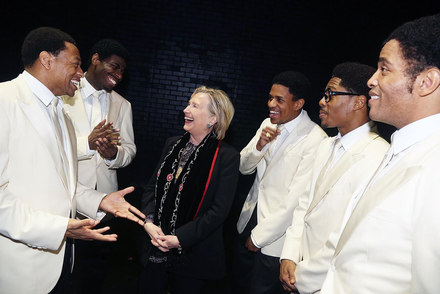 Hilary! The great theatromaniac