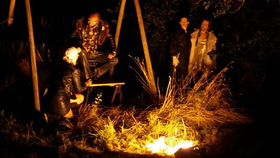 « Η πιο ζεστή Νύχτα» Compagnie du 1er Aout   «LA Nuit la plus chaude»