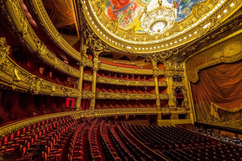 Επεισοδιακές ανακατατάξεις στα θέατρα του Παρισιού