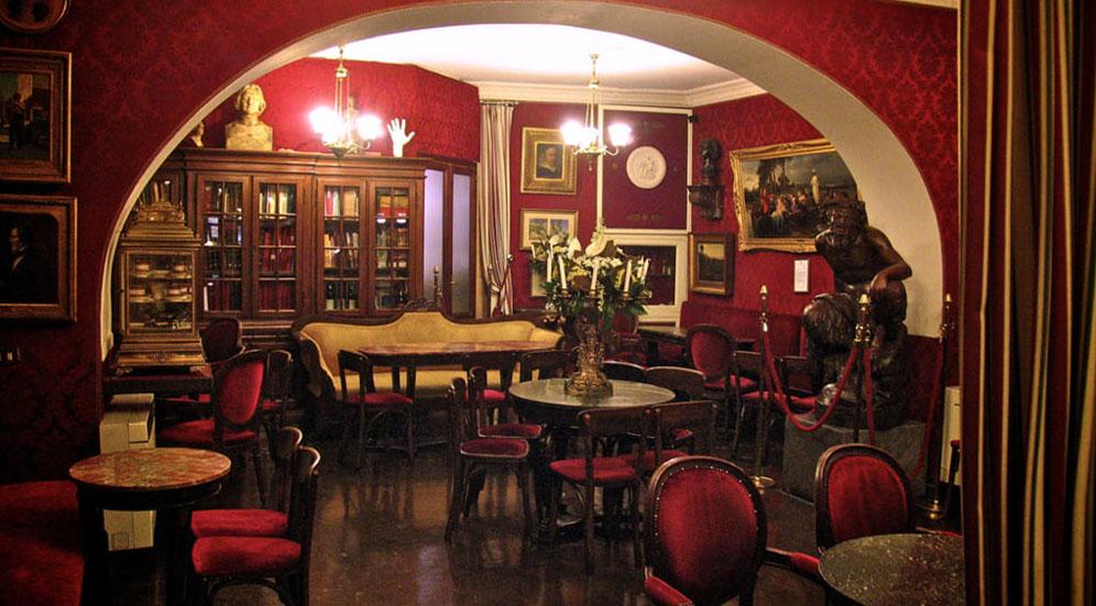 Ρώμη-Αntico Caffe Greco