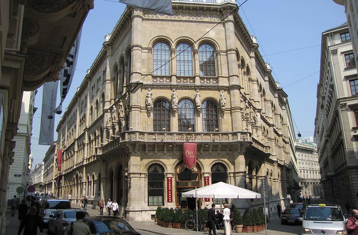 Βιέννη-Cafe Central