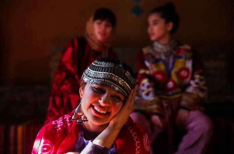 Fatimah Hossaini- Fashion Photographer