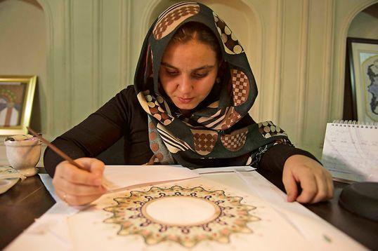 Samira Kitman- Miniaturist